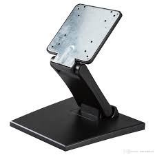 professional vesa stand desktop stand bracket selling with 7inch