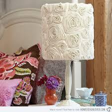 Lamp Shades Diy 15 Girly Diy Lamp Shade Designs Home Design Lover