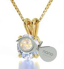 catholic necklace gifts for christian women buy nano jewelry with the lord s prayer