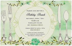birthday brunch invitations baby shower invitation beautiful baby shower invite email baby