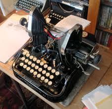 the typewriter revolution blog oliver no 11 typewriter
