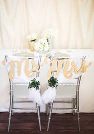 Bride And Groom Chair Signs Sign Wedding Picture More Detailed Picture About 7