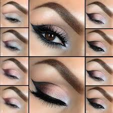 blue eye makeup tutorial6 soft smokey eyes tutorial