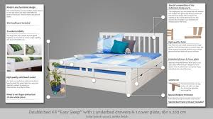 Double Bed Designs Catalogue Double Bed K8
