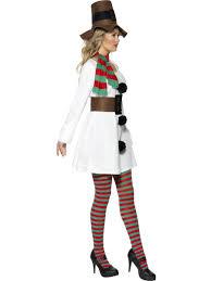 snowman pictures fancy dress u003e ladies christmas costumes