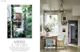 Housebeautiful Magazine by Lovely Layers In House Beautiful Magazine Jessica Zoob