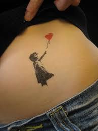 banksy tattoos banksy tattoo tattoo girls and tattoo