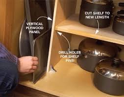 Kitchen Cabinet Pot Organizer 30 Diy Storage Solutions To Keep The Kitchen Organized Saturday