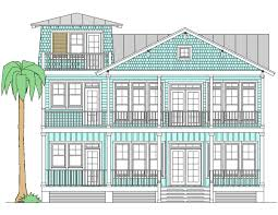coastal floor plans u2014 herrington homes