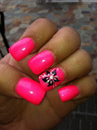 holy bright nails cute and easy nail art ideas pinterest