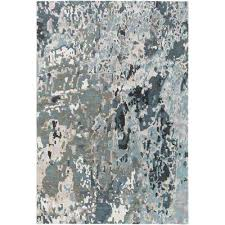 Camo Area Rug Watercolor 9 X 13 Area Rugs Rugs The Home Depot