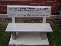 granite memorial grave markers slant markers marion ia