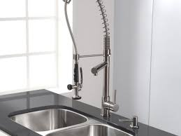 kitchen faucet news ideas industrial faucet kitchen on lkgn