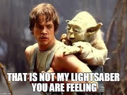 Luke Meme - luke and yoda meme generator imgflip