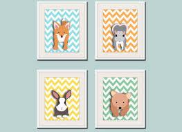 9 nursery wall art prints nursery art baby room decor baby