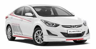 hyundai elantra sport edition pictures from malaysia