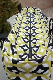 pattern for tote bag with zipper recessed zipper free tutorial this method seals around the top