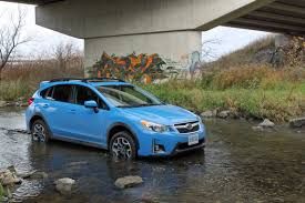 2016 subaru impreza hatchback blue 2016 subaru crosstrek review autoguide com news