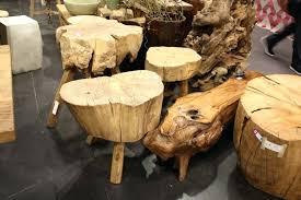 wood stump coffee table tree stump coffee table blackboxauto co
