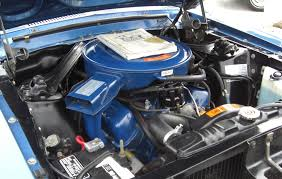 1968 mustang engines acapulco blue 1968 ford mustang gt california special hardtop