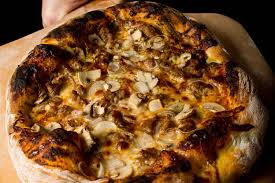 Bread Machine Pizza Dough With All Purpose Flour Artisan No Knead Pizza Crust Recipe King Arthur Flour