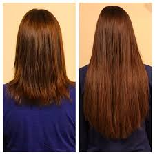 hairstyles for bonded extentions great lengths keratin bonded extensions make this ginger exquisite