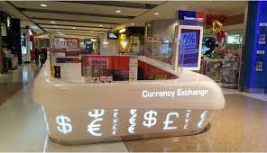 bureau de change sydney currency exchange westfield shopping centre bondi junction