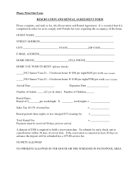 free printable rental lease agreement resume letter sample