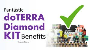 Doterra February 2017 Product Of The Month Fantastic Doterra Diamond Kit Benefits Youtube