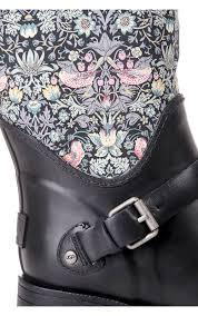 ugg rain boot liberty print from blueberries designer clothing