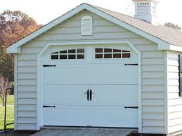 Overhead Shed Doors Your Best Choice For Quality Custom Sheds From Lancaster Pa