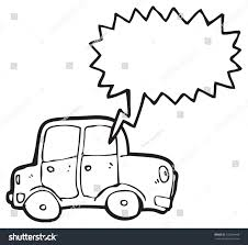 cartoon car drawing cartoon car shout bubble stock illustration 102934448 shutterstock