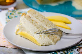 tres leches cake with mango whipped cream tasty kitchen a happy