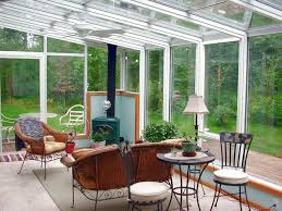 Decorated Sunrooms Elegant Interior And Furniture Layouts Pictures Decorations