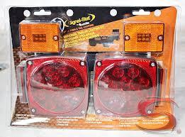 Optronics Led Trailer Lights Led Universal Trailer Lighting Kit By Truck Lite 5051dk