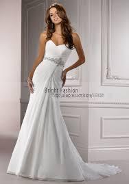 Wedding Dresses Shop Online Aliexpress Com Buy High Fashion Designer Chiffon Wedding