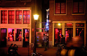 What Is The Red Light District Last Post Ceremony U2013 Amarone Travels