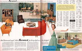 Broyhill China Cabinet Vintage Mad For Mid Century Vintage Broyhill Premier Furniture Brochure