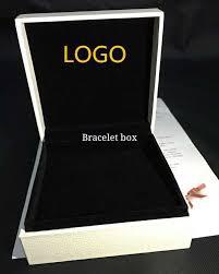 pandora bracelet box images 2018 white pandora box package flat sponge or pillow inside for jpg