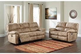 Reclinable Sofa Recliner Oberson Gunsmoke Reclining Sofa With Nail