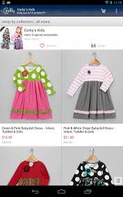 Zulily Clothes And Shoes Amazon Com Zulily Appstore For Android