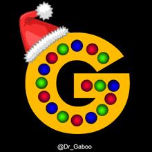 google imagenes animadas de navidad letra g gorro navidad gif animado para bbm blackberry android