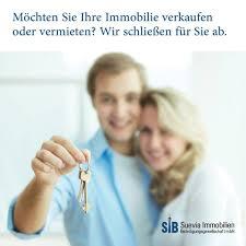 Immobilie Verkaufen Sib Suevia Immobilien Beteiligungsgesellschaft Mbh Startseite