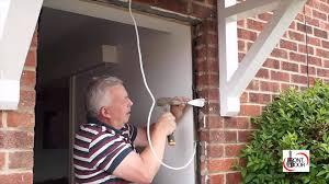 Hang Exterior Door Diy Front Door Installation