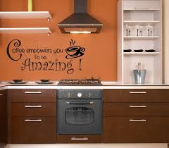 Kitchen Wall Decorating Ideas Tips For Using Kitchen Wall Decals U2014 Home Design Blog