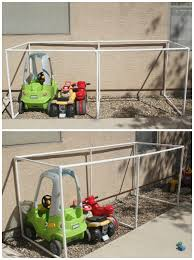 Plan Toys Parking Garage Sale by Covered Kiddie Car Parking Garage U2013 Outdoor Toy Organization