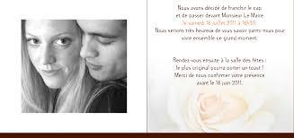texte pour invitation mariage exemples de textes de faire part mariage mariages cards