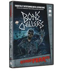 video halloween party reality halloween video atmosfearfx bone chillers