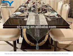12 Seater Dining Tables Modern 12 Seater Marble Top Dining Table Train Set Italian Design