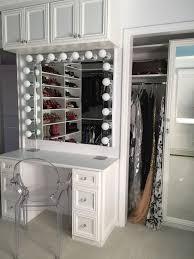 Lighting For Vanity Makeup Table Brilliant Stunning Vanity Mirror With Lights For Bedroom Best 25
